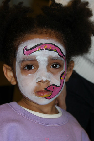 Face Painting Training October 14th