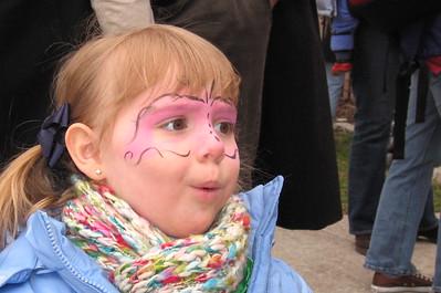 How To: Masquerade Face/Princess Variations