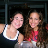 "Added onto Casey's facebook on 8-28-06' - ""cassie and janine @ dinner!"""