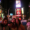 """roomies in times square!"""