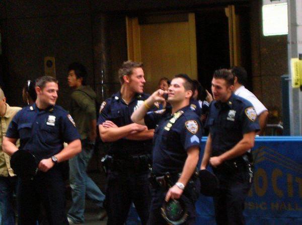 """""""hot cops -  haha"""""""
