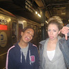 "From Janine's FB album, "" autumn in new yorkkk"" (10-12-06').<br /> <br /> Caption: ""haha. best picha evaa""."