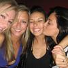 on the dance floor!<br /> <br /> In this photo: Casey Feldman, Melissa Moritz, Leigh Ann Pedone and ?