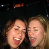 Christina and Casey the weekend before Casey's 21st birthday singing along to a Beatles song.