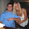 """LOVE IT. freakin cute""<br /> <br /> In this photo: Joe Britt and Nicole Duffy"