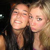 """mal making up for pretending she didnt know us in the last pic.""<br /> <br /> Mallory Capoferri and Casey"
