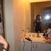 """ladies getting ready""<br /> <br /> In this photo: Jackie Cahill"