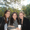 Brooke, Callie and Casey at Boston Commons.