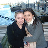Brooke: A really pretty shot of Casey with Callie in Boston.