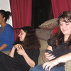 Kelsey Butler, Nicole Bournas-Ney, and Ashley WennersHerron at The Observer party in Nov. 2008