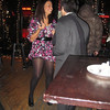 """HAHAAH SHOOOOB! trying to dance with kels @ mercury bar...the place to go to meet investment bankers, apparently""<br /> In this photo: kelsey butler"