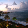 """PUERTO RICO!!! the view from the hotel""  To see mom's photos from this trip, including many photos of Casey, see <a href=""http://caseyfeldman.smugmug.com/Travel-Family-Vacations/Puerto-Rico-1-08/9197315_2fCez#613977482_Sk57j"">Puerto Rico 1-08</a> in the ""Travel-Family Vacations"" category."