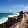 Old Spanish fort, Old San Juan