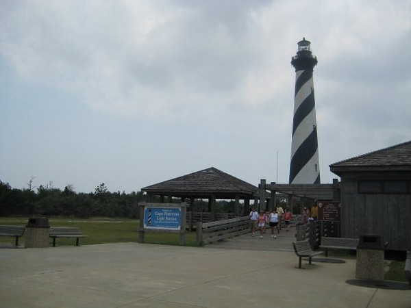 """""""the cape hatteras lighthouse"""""""