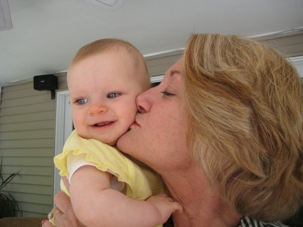 """""""aww baby and aunt susan"""""""