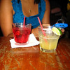 """""""margarita and a cosmo, the usual""""<br /> <br /> Casey and Kelsey's drinks at Lincoln Park"""