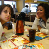 IHOP! we were so cranky