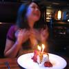 it was cassie's 21st birthday...wink wink...aka free cheesecake!