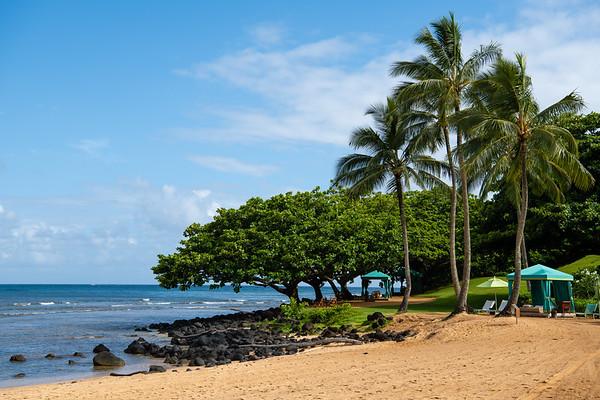 Kauai Princeville Coast