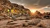 Desert Sunburst