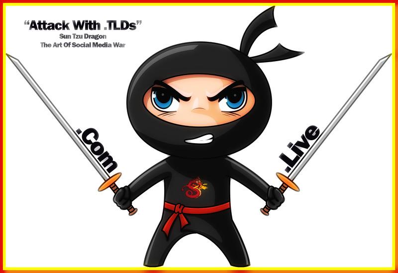 Ninja with katana