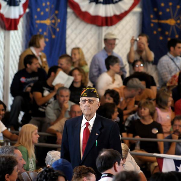 Obama Terre Haute, September 6, 08  Brendan Kearns