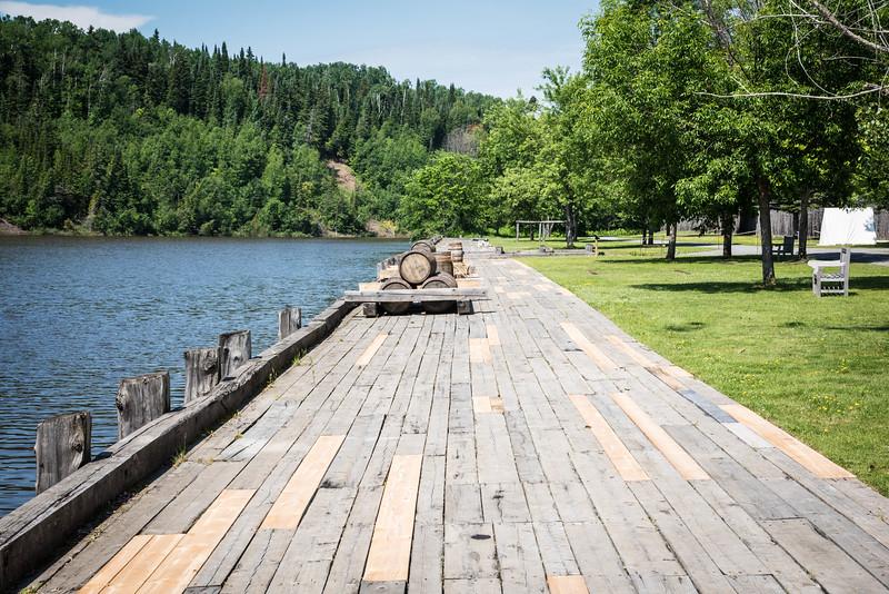 Lake Superior-Fort Williams