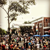 Beverly's 1st ever block party. What crowd. Come on down. Food, Music & People. @bevmainstreets
