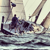 Nice lookin' J111 They are doubling handling her to P-Town. #beringerbowl #sailing