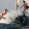 Foredeck awesomeness. #beringerbowl #sailing