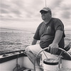 Our fearless leader today. #sailing