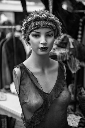 Mannequin With Hat #2