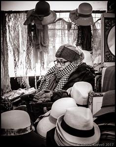Hat Seller (2017)