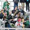 Faces in the crowd at the Nashoba Regional High Schoool vs Cliton High School Thanksgiving Day game 2016.  SENTINEL & ENTERPRISE/JOHN LOVE