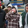 Faces in the crowd at the Nashoba Regional High Schoool vs Cliton High School Thanksgiving Day game 2016.  SENTINEL & ENTERPRISE/JOHN LOVE