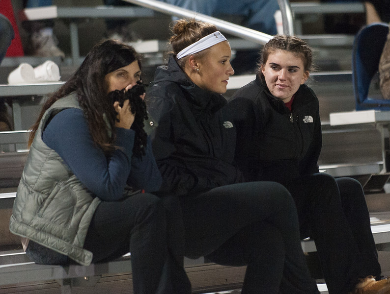 FACES IN THE CROWD<br /> High School Football Week 9<br /> Fitchburg v. North Middlesex <br /> SENTINEL & ENTERPRISE / Jim Marabello