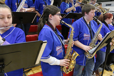 """""""Faces in the Crowd"""" at UML men's basketball Jan 16, 2016"""
