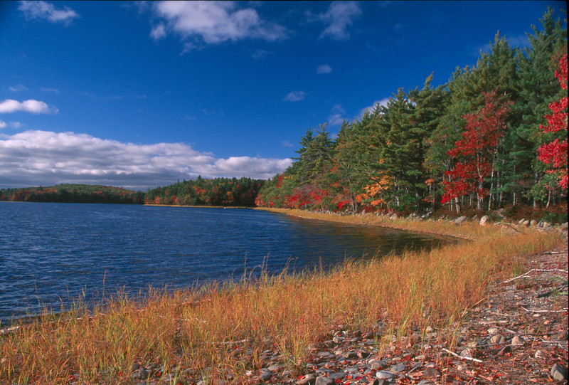 Kejumkujic National Park, Nova Scotia