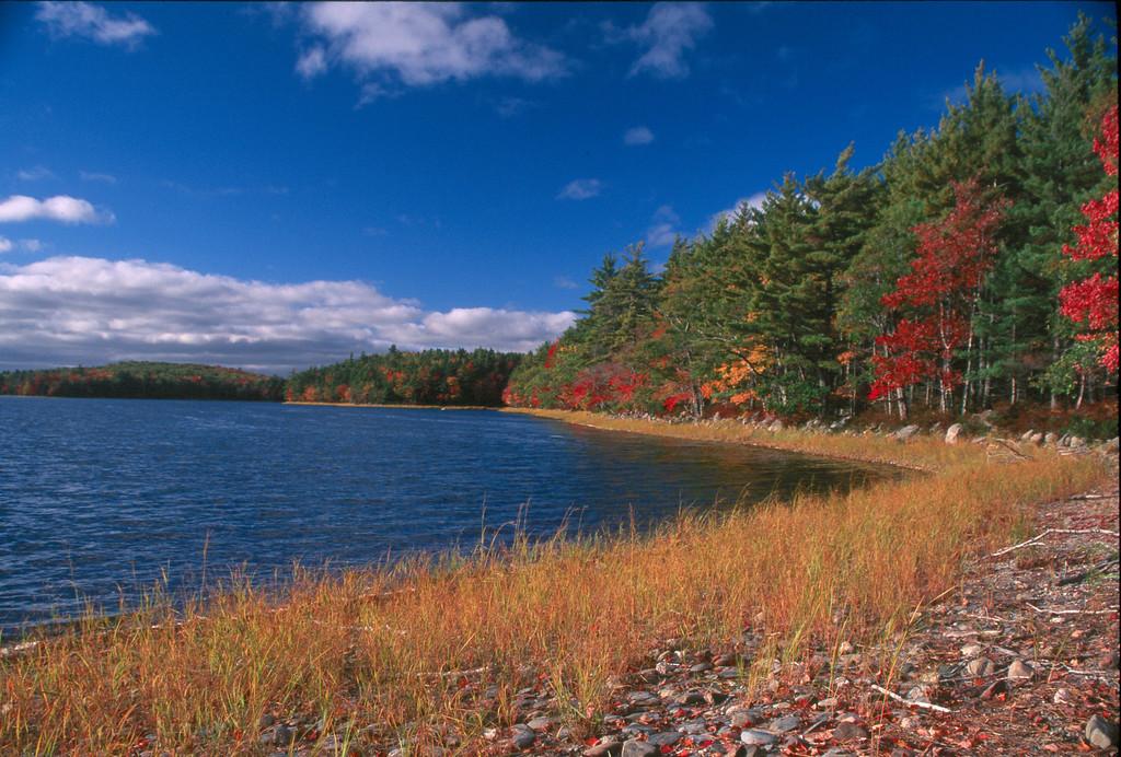 Kejumkujic National Park, Nova Scotia