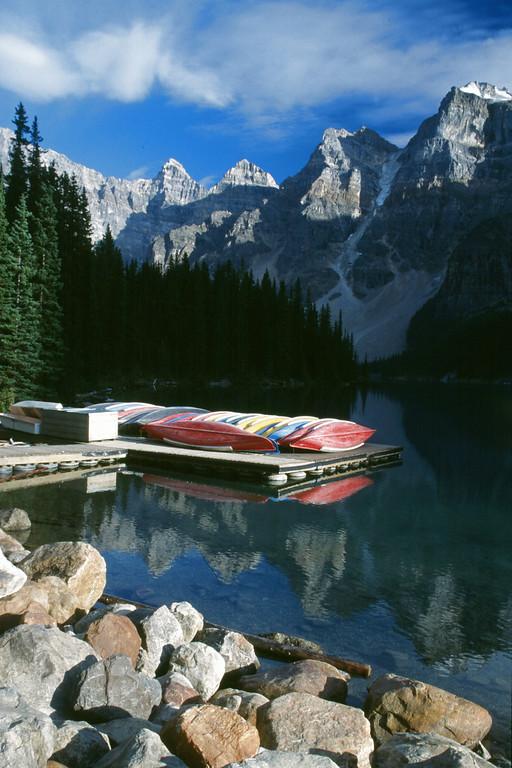 Lake Moraine, Alberta