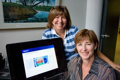 Andrea Fuenekes and Sandi MacKinnon - Remsoft