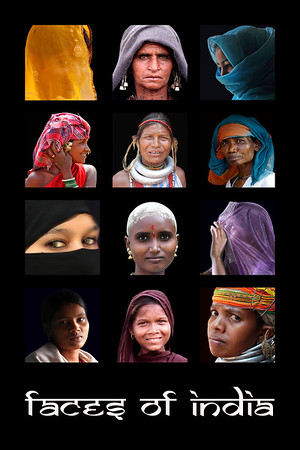 Faces  of  India
