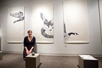Elizabeth Caley; printmaking