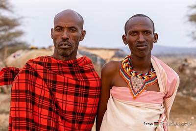 Family Roles in Samburu Tribe, Archers Post