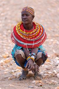 Maasai and Samburu Beaded Jewlery