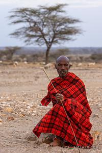 Samburu Tribe, Archers Post