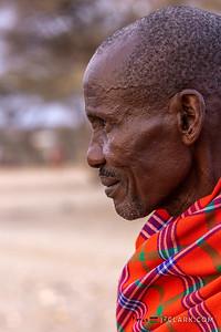 Elder, Samburu Tribe, Archers Post
