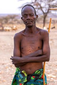 Owner of the Land, Archer's Post, Samburu
