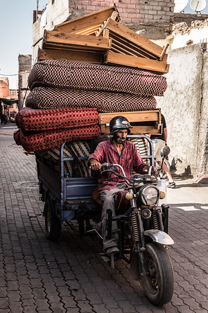 2017, Morocco, Marrakech