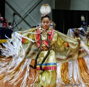 Faces of the PowWow   ( Choctaw PowWow) ll- 2016